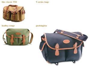 Billingham Camera Bags